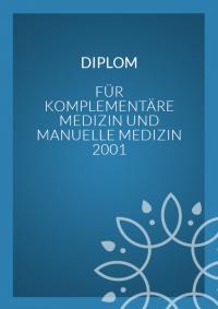 Diplom - Komplementäre und Manuelle Medizin